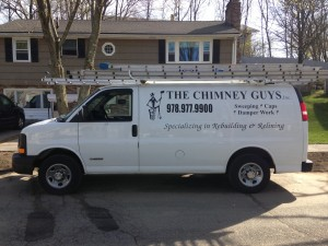 The Chimney Guys - Our Truck